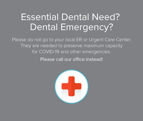 Essential Dental Need & Dental Emergency - Towne Center Dental Group and Orthodontics